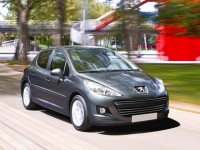 Женские машины - Peugeot 207
