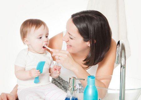 Советы опытной мамы по гигиене малышей