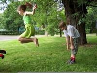 Подвижные игры на свежем воздухе с детьми