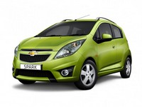 Женские машины - Chevrolet Spark