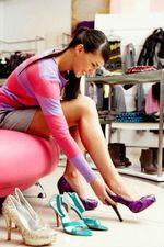 Правила примерки летних туфлей – на что я обратила внимание?