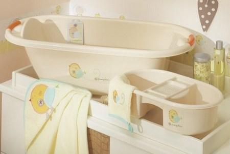 Что необходимо для купания малыша