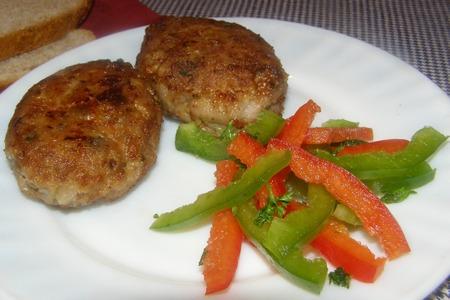 Котлеты с мясом и грибами - рецепт приготовления с фото