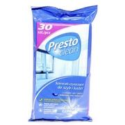 Влажные салфетки для мытья окон