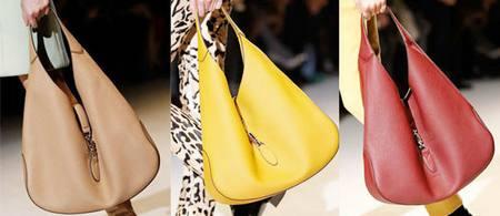 Модные сумки хобо 2015 года