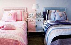 Оформление комнаты для детей - спальное место