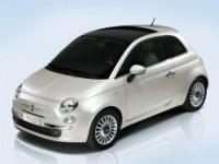 Женские машины - Fiat 500