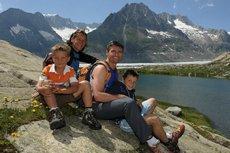 Экстримальный отдых с семьей