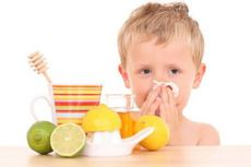 Народная медицина против высокой температуры у детей