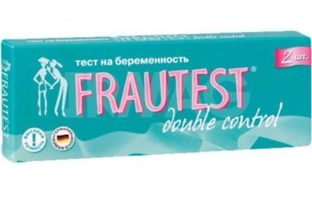 «FRAUTEST Double contro»