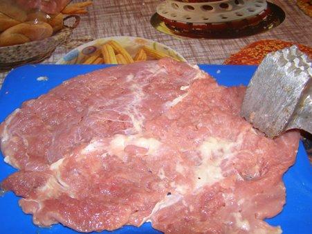 Отобьем мясо
