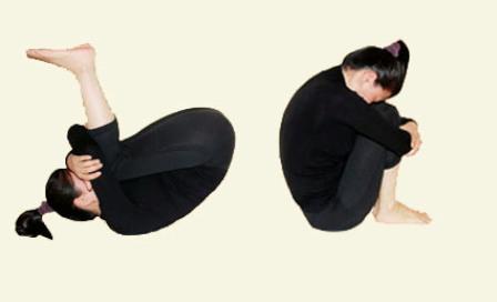 Прокаты на спине