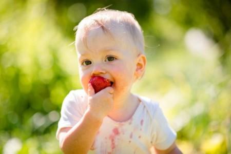 Пятна от фруктов
