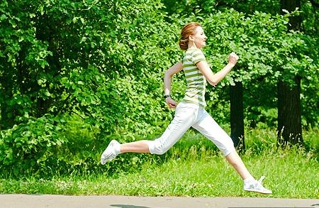 Интервальный бег