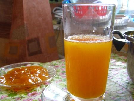 Сок абрикосовый с мякотью