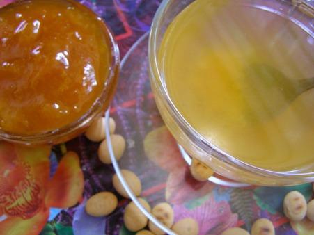 Морс из абрикос