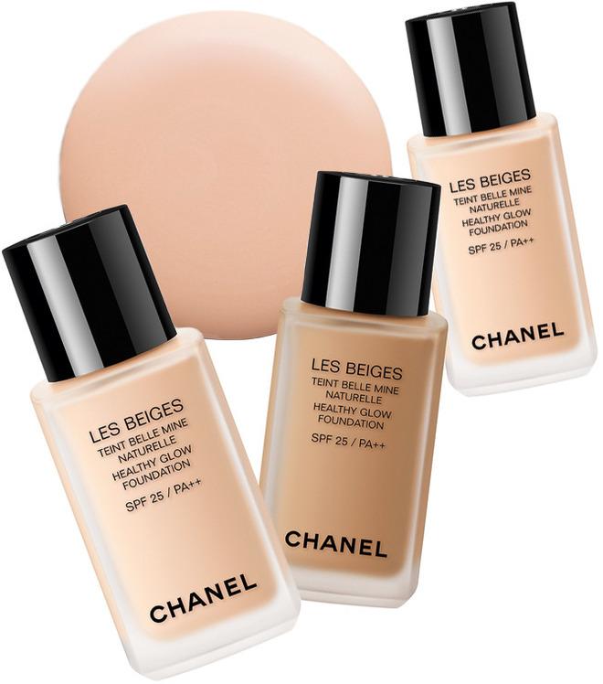 Les Beiges от Шанель