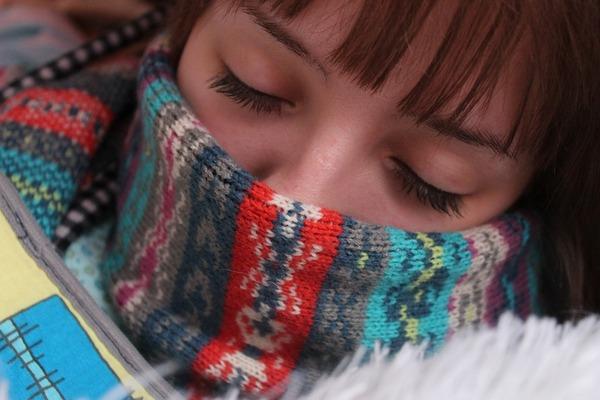 Как мы заболели гриппом