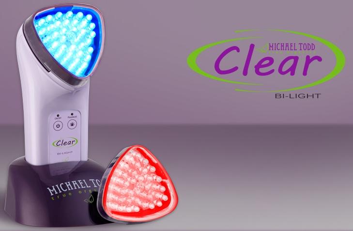 Michael Todd Clear Bi Light