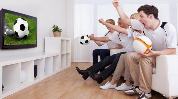 Болельщики футбола