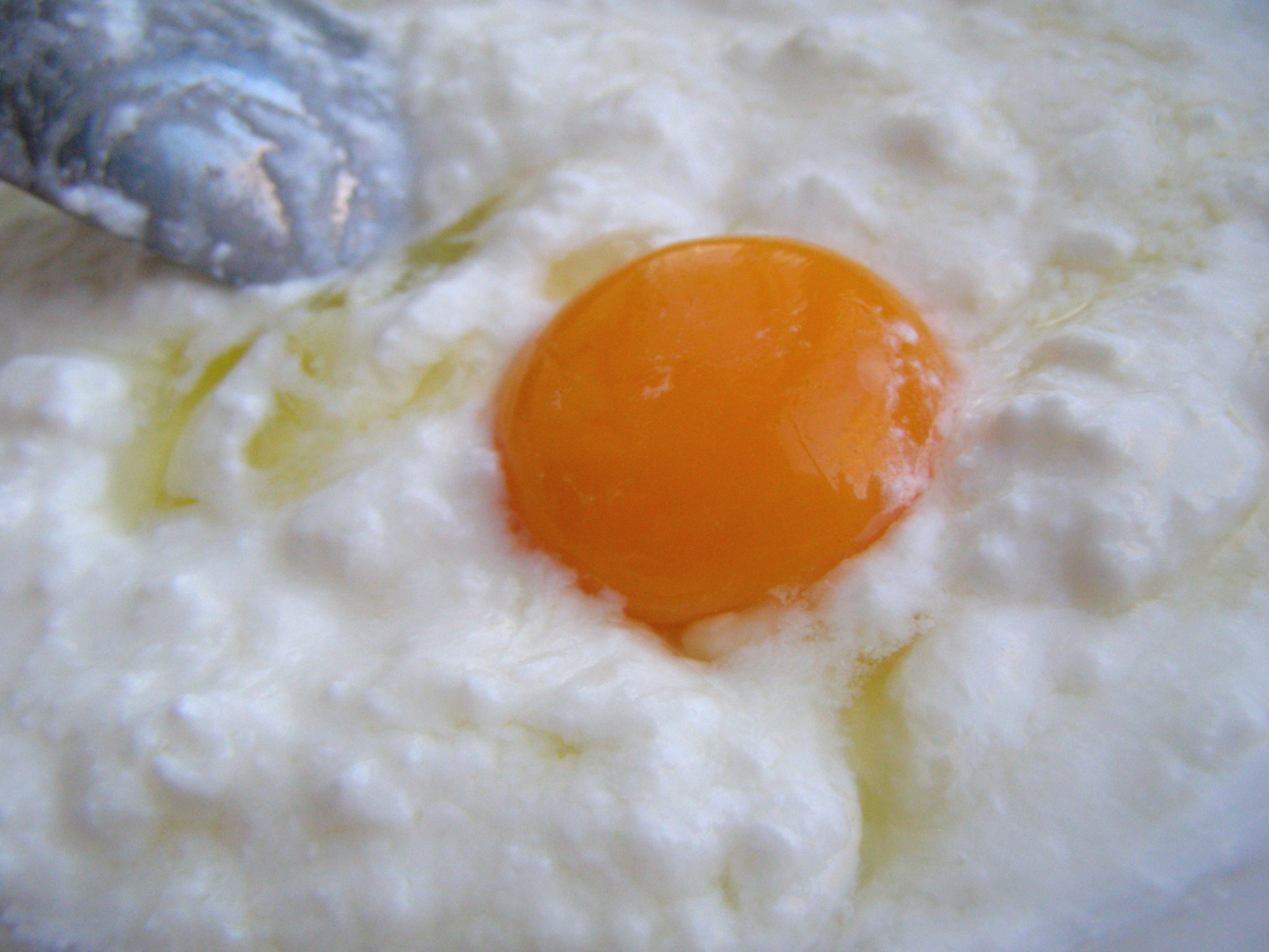С яйцом