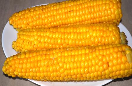 Варенная кукуруза