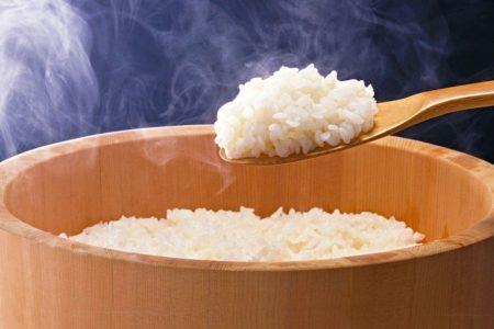 Варим рис