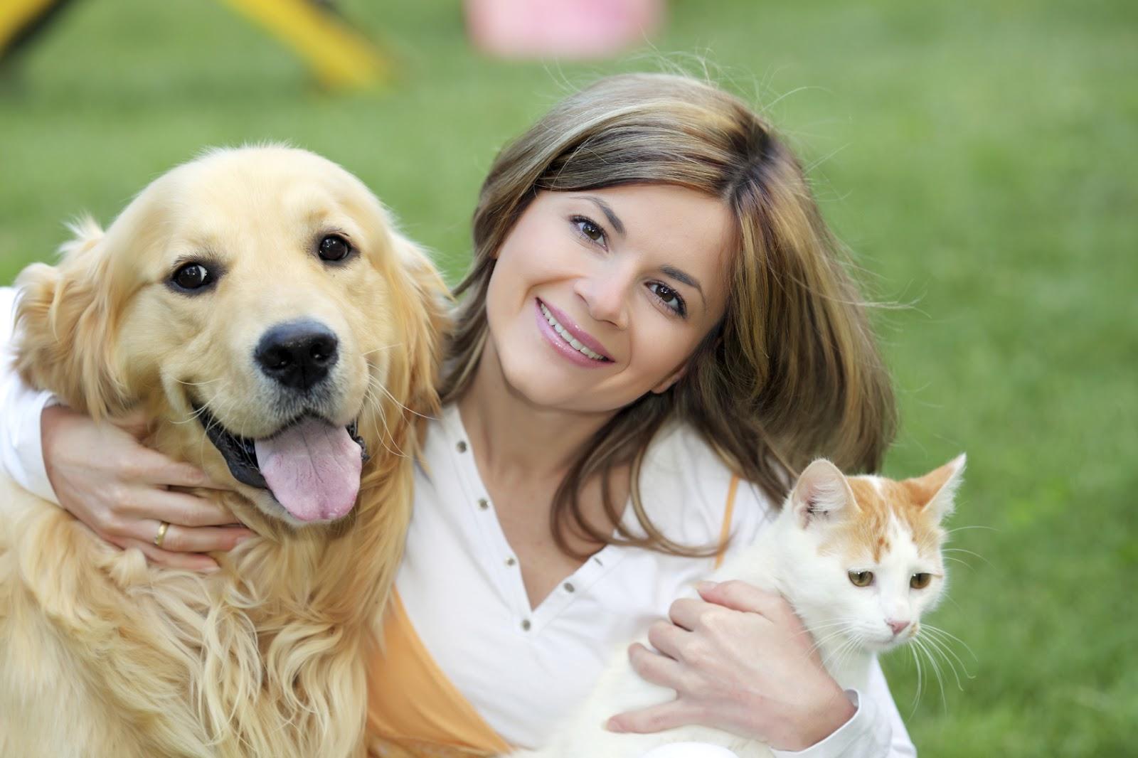 Любовь к животным1