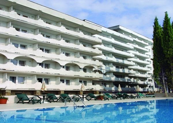 Отель «Кичкине»