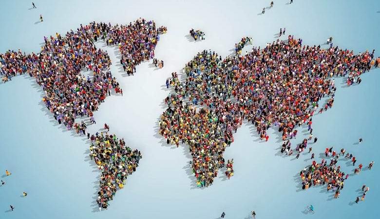 Население планеты