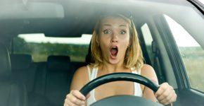 Страх вождения автомобилем