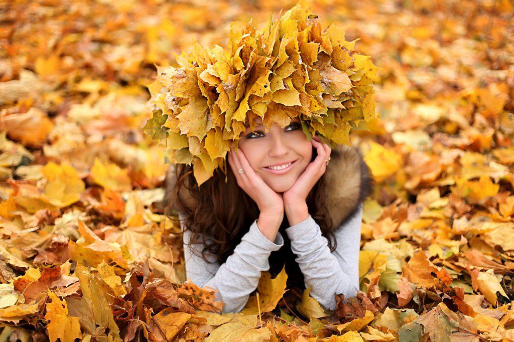 Похудеть осенью