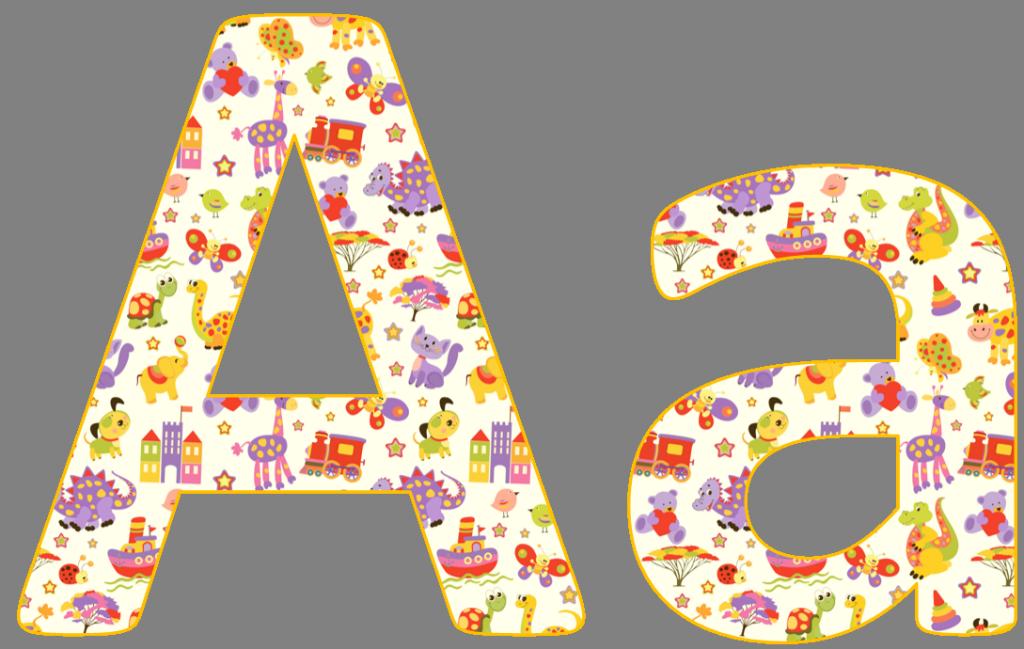 Алфавит А