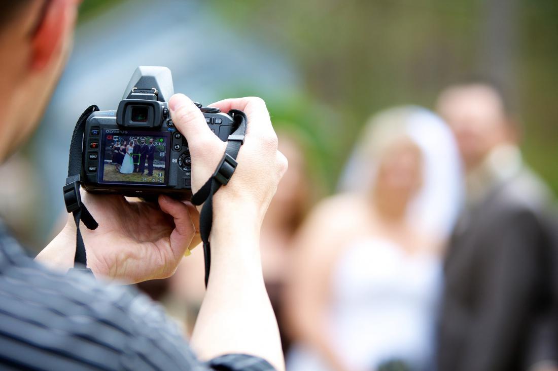 Работа фотографом