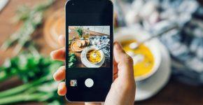 Блогер Инстаграма