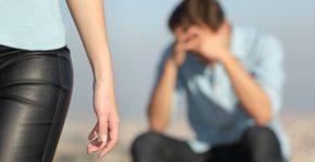 Что сказать девушке при расставании