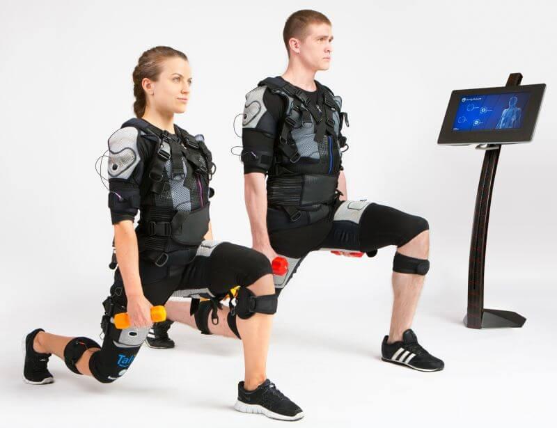 Худеем с EMS-тренировками