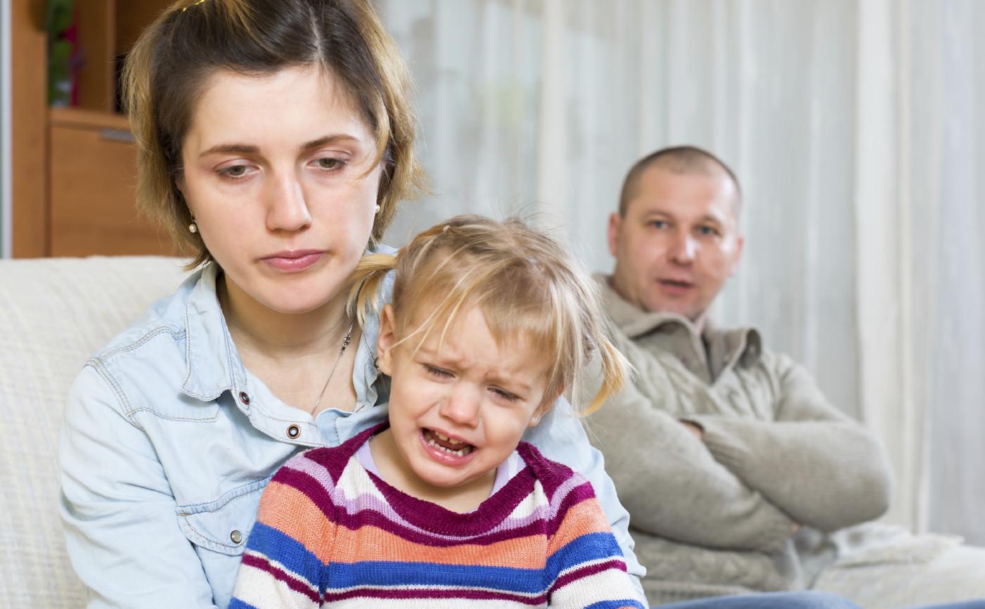 Не распределены семейные роли