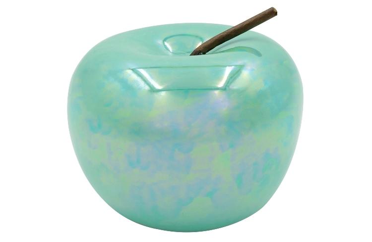 Декоративный фрукт из керамики1