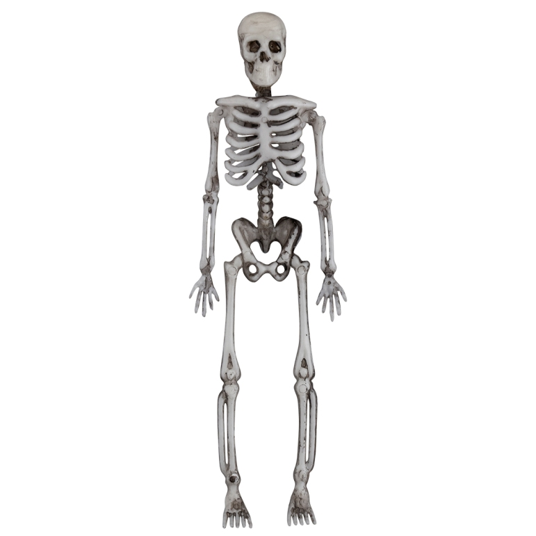 Куклы в виде скелетов