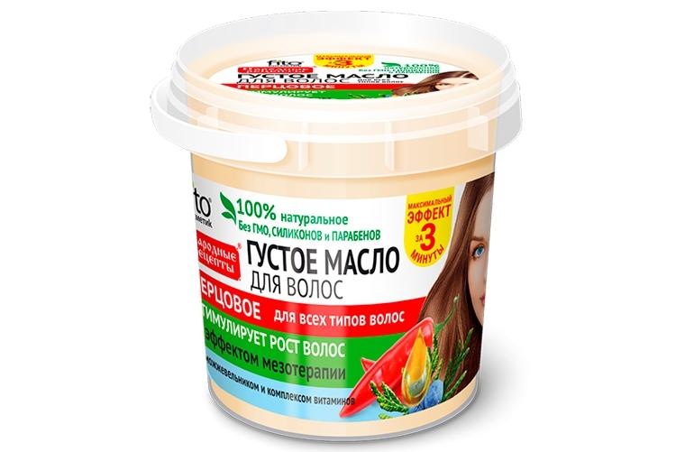 Масло для волос с экспресс-эффектом