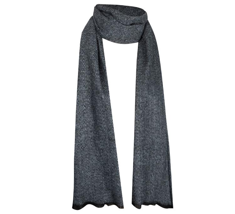 Длинные мужские шарфы