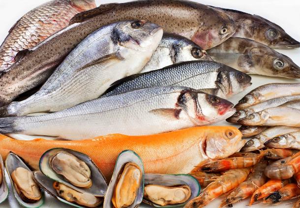 Рыба в рационе питания