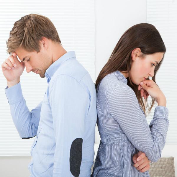 супружеская ссора
