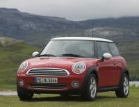 Женские машины - Mini Cooper