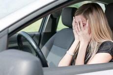 Как я села первый раз за руль и что меня напугало