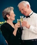 Отмечаем годовщину свадьбы - романтический ужин