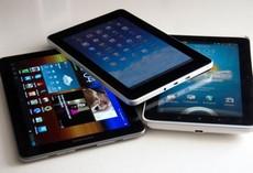 Популярные модели 10-дюймовых планшетов