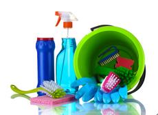 Необходимый инвентарь для мытья окон