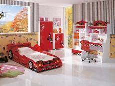 Оформление детской комнаты - лучшие идеи